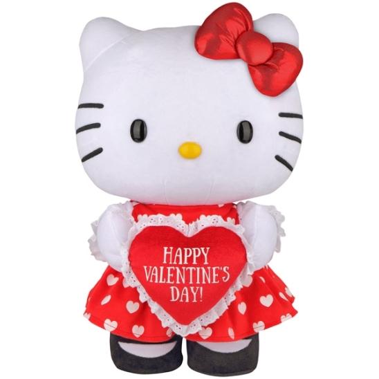 Hello Kitty Valentine Greeter