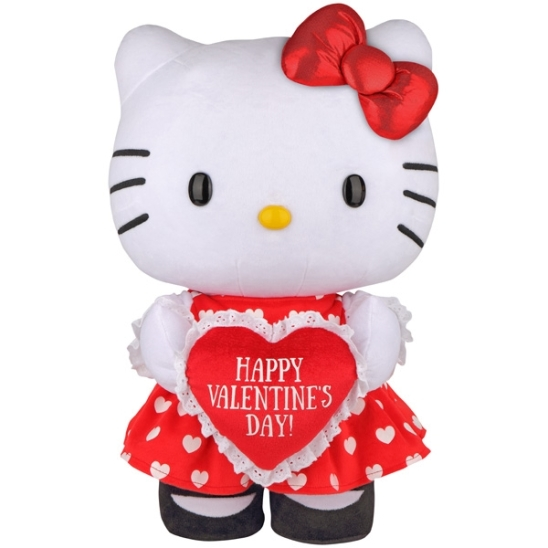 Hello Kitty Valentine Greeter